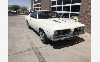 1967 Plymouth Barracuda for sale 101170416