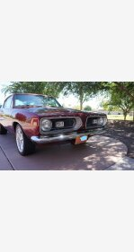 1967 Plymouth Barracuda for sale 101193216