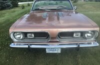 1967 Plymouth Barracuda for sale 101197376