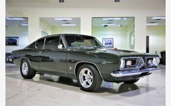 1967 Plymouth Barracuda for sale 101321212