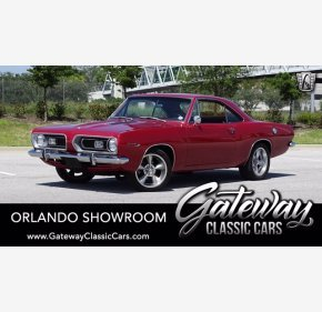 1967 Plymouth Barracuda for sale 101375670