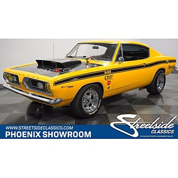 1967 Plymouth Barracuda for sale 101412738