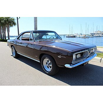 1967 Plymouth Barracuda for sale 101467026