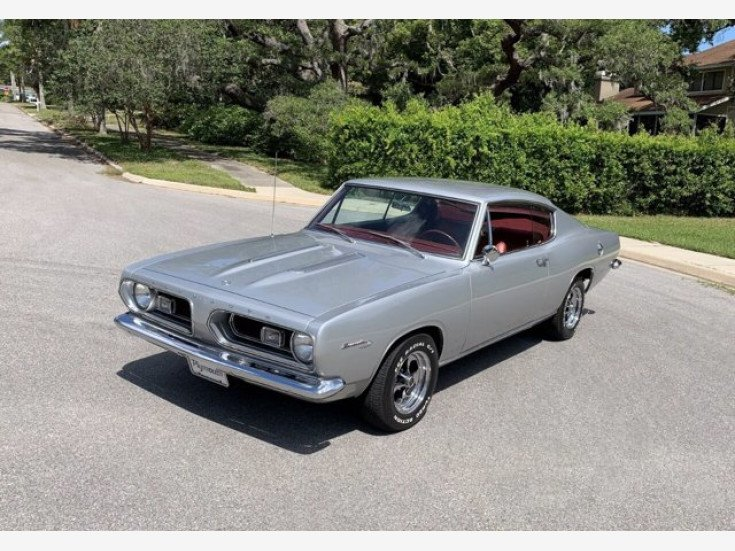 1967 Plymouth Barracuda for sale 101513221