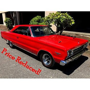1967 Plymouth Belvedere for sale 101204900