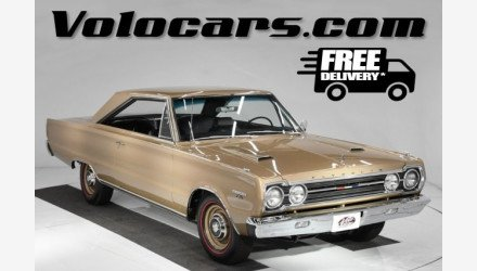 1967 Plymouth GTX for sale 101198984