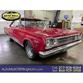 1967 Plymouth GTX for sale 101500850