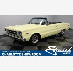 1967 Plymouth Satellite for sale 101060522