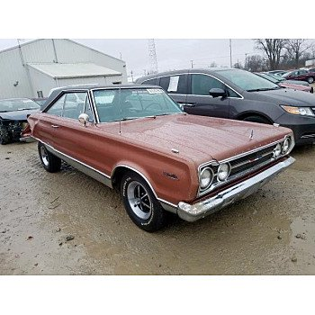 1967 Plymouth Satellite for sale 101268195