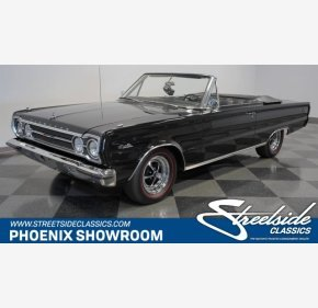 1967 Plymouth Satellite for sale 101302308