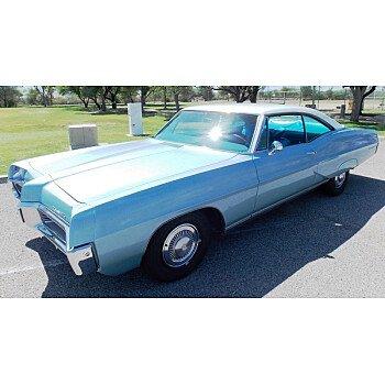1967 Pontiac Bonneville Coupe for sale 101014309