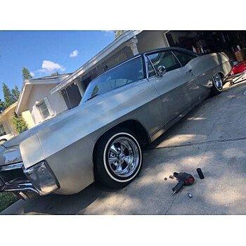 1967 Pontiac Bonneville for sale 101063057