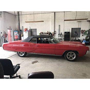 1967 Pontiac Bonneville Convertible for sale 101214332