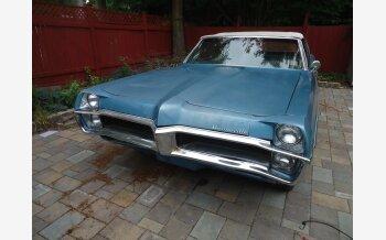 1967 Pontiac Bonneville Convertible for sale 101600946