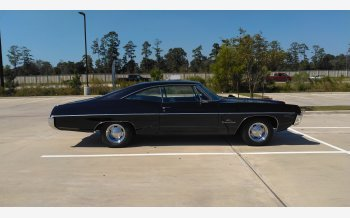 1967 Pontiac Catalina Coupe for sale 101621597