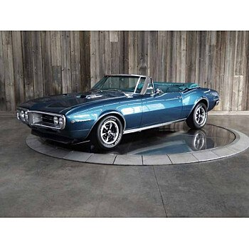 1967 Pontiac Firebird for sale 101065105