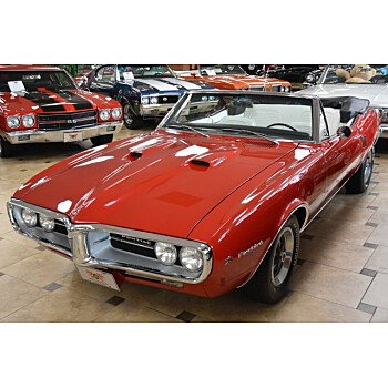 1967 Pontiac Firebird for sale 101066775