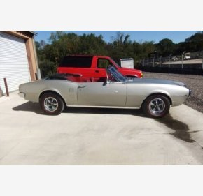 1967 Pontiac Firebird for sale 100974182