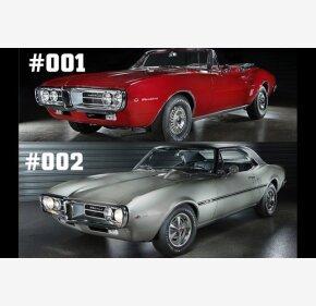1967 Pontiac Firebird for sale 100984292