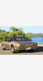 1967 Pontiac Firebird for sale 101002744