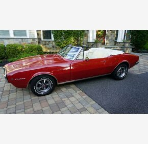1967 Pontiac Firebird for sale 101051447