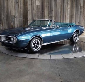 1967 Pontiac Firebird for sale 101065105
