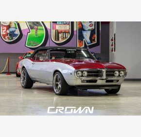 1967 Pontiac Firebird for sale 101209511