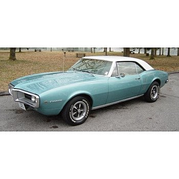 1967 Pontiac Firebird for sale 101254543