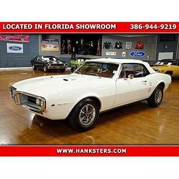 1967 Pontiac Firebird for sale 101298612