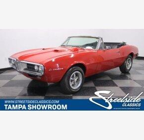 1967 Pontiac Firebird for sale 101314677