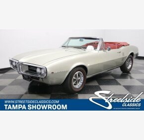 1967 Pontiac Firebird Convertible for sale 101331829