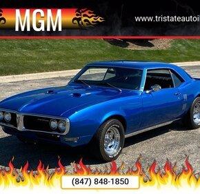 1967 Pontiac Firebird for sale 101352726
