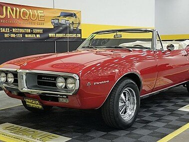 1967 Pontiac Firebird Convertible for sale 101364258