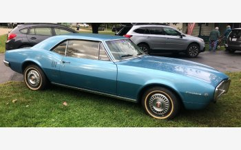 1967 Pontiac Firebird Coupe for sale 101393260