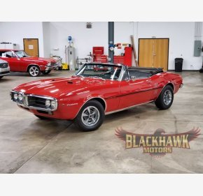 1967 Pontiac Firebird for sale 101431012