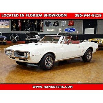 1967 Pontiac Firebird for sale 101474452