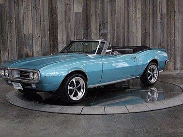 1967 Pontiac Firebird for sale 101564295