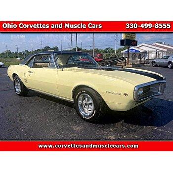 1967 Pontiac Firebird for sale 101571227