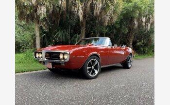 1967 Pontiac Firebird Convertible for sale 101598926