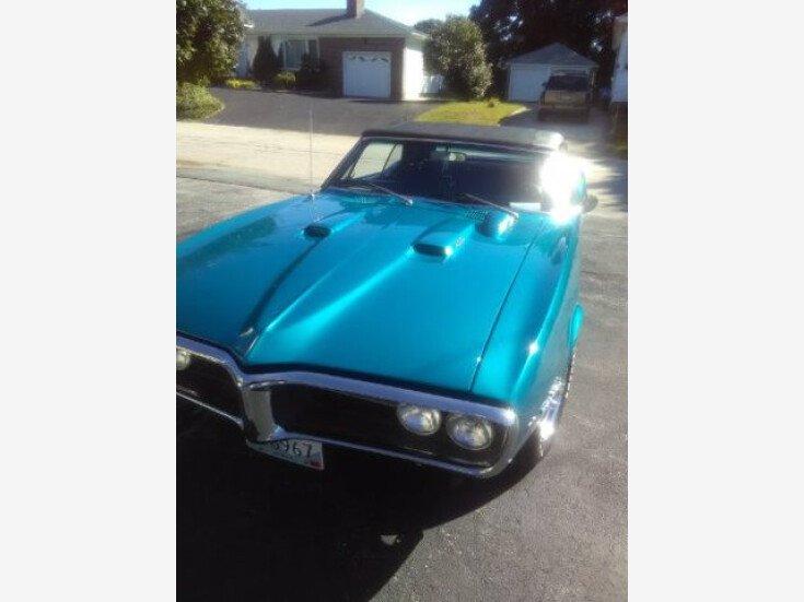 1967 Pontiac Firebird for sale 101601278