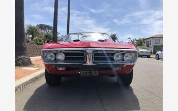 1967 Pontiac Firebird Convertible for sale 101126199