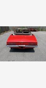 1967 Pontiac Firebird Convertible for sale 101180072