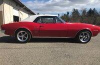 1967 Pontiac Firebird Convertible for sale 101343181