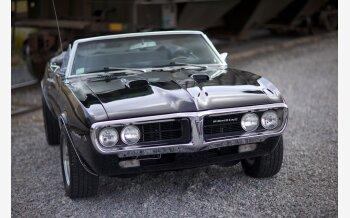 1967 Pontiac Firebird Convertible for sale 101522962