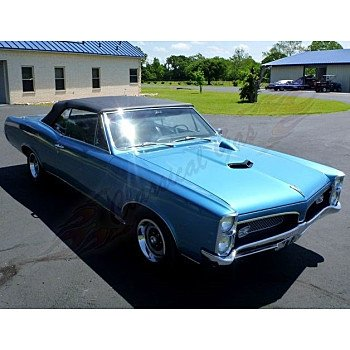 1967 Pontiac GTO for sale 100831404