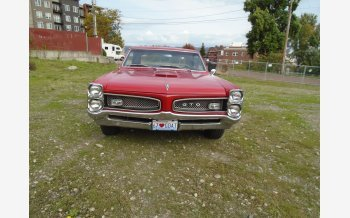 1967 Pontiac GTO for sale 101211407