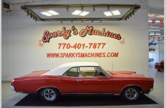 1967 Pontiac GTO for sale 101412607
