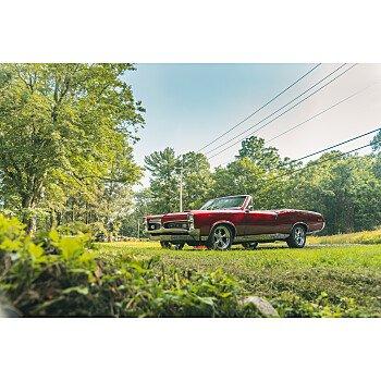 1967 Pontiac GTO for sale 101557528