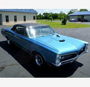 1967 Pontiac GTO for sale 100831404