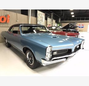 1967 Pontiac GTO for sale 100856332